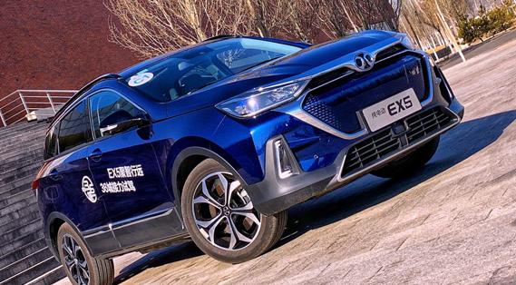 评测:北汽新能源EX5怎么样及雪铁龙新款C3-XR动力如何