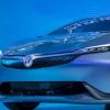 别克在2016年广州车展上推出搭载PHEV动力总成的Velite Concept