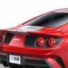 零到60个设计修改了GTT徽标 以使其与Mustang GT Ford GT区别开来