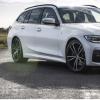 新款宝马3系Touring的起点是320i汽油 起价为35505英镑