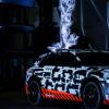 奥迪e-tron原型车可在30分钟内完成充电 续航里程超过400公里