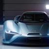 中国电动汽车制造商NextEV推出了一个名为NIO的新子品牌