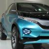 本田XS-1概念车亮相新德里汽车博览会
