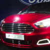福特的新菲戈概念车在印度车展上首次亮相