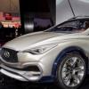 英菲尼迪QX30概念车在日内瓦重新流行