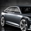 奥迪序幕先锋概念揭示了与TDI V6 将预展未来的货车在日内瓦