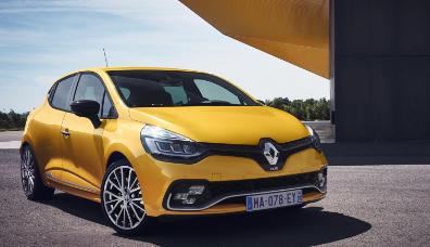 雷诺Clio雷诺Sport获得最新的Clio改款 奖杯获得217bhp