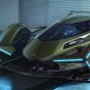 兰博基尼Lambo V12 Vision Gran Turismo在蒙特卡洛揭幕