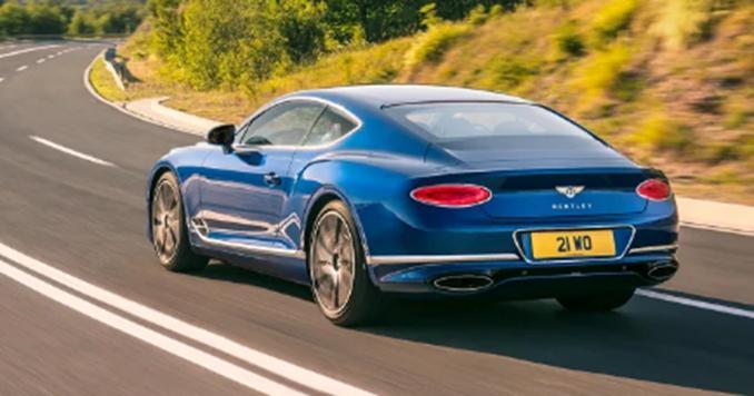 2020年宾利欧陆GT起价422,600美元
