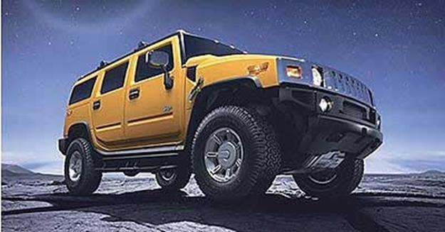 通用汽车可能将悍马复兴为电动汽车品牌