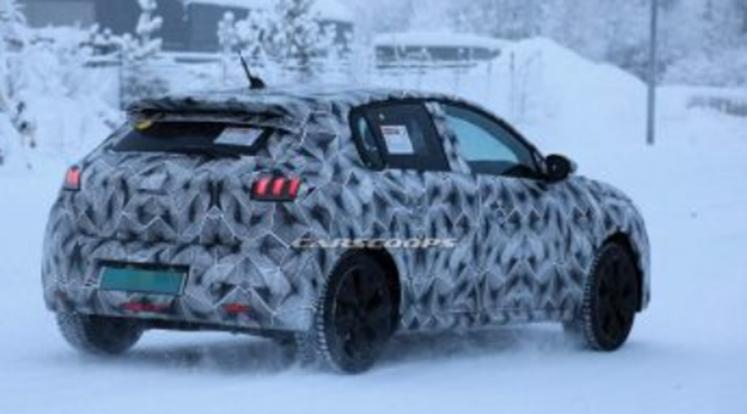 全新2020年Peugeot 208将于今年推出纯电动Range-Topper