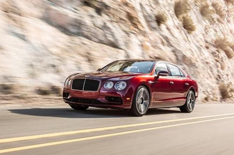 2020年的Bentley Flying Spur将于2019年末某个时候首次亮相