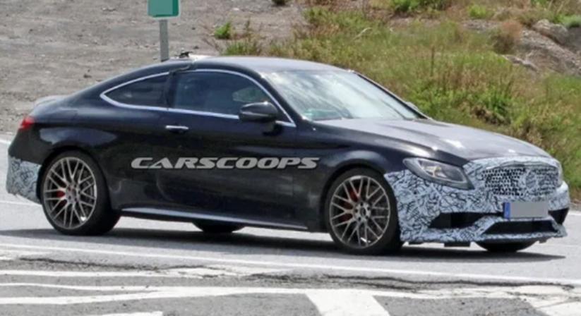 2020梅赛德斯-AMG C63双门轿跑车也将进行微小的改动
