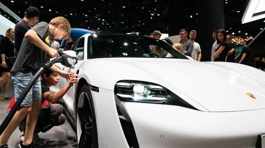 法兰克福汽车展将不再举行 但展览将继续进行
