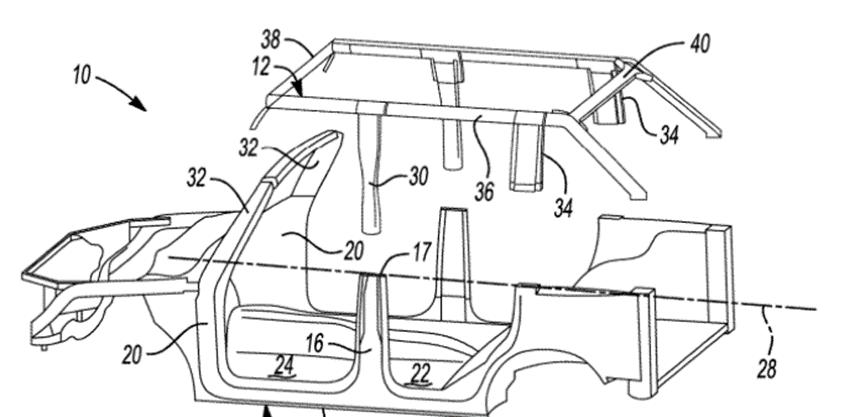 2项福特专利可能成为即将上市的野马