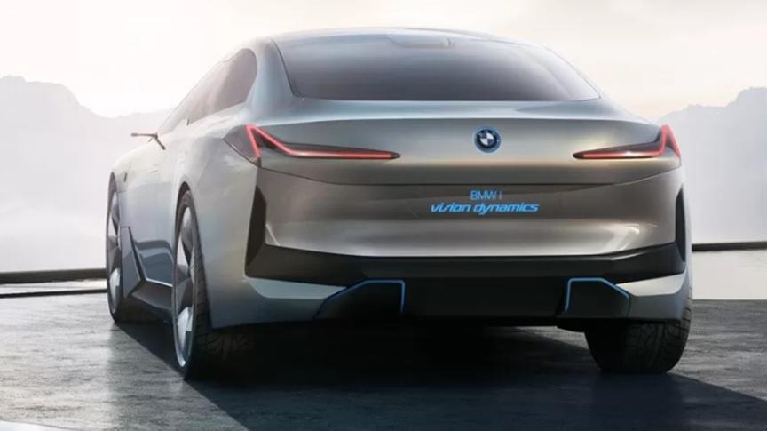 BMW i4生产将于2021年在慕尼黑的工厂开始