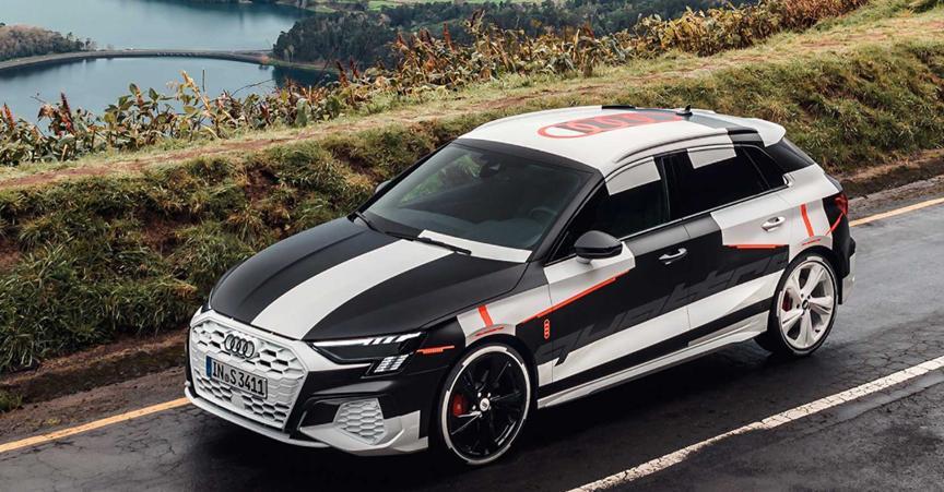 全新奥迪S3 Sportback正式亮相 功率为306马力