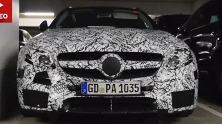 梅赛德斯-奔驰尚未推出新一代E-Class Estate
