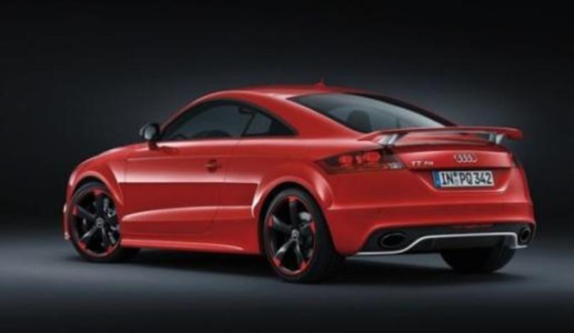 新的TT RS有望在今年的某个时候首次亮相