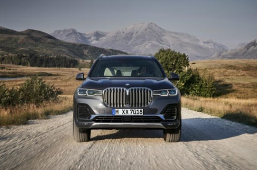 宝马将通过宝马X系列最新旗舰车型新X7车型重新定义汽车的豪华性