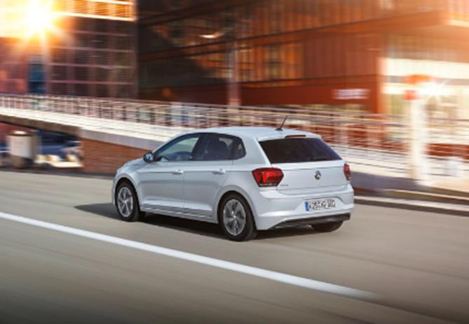 大众汽车为新的城市汽车增加了街头吸引力