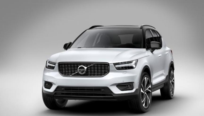 全新沃尔沃XC40紧凑型SUV价格公布