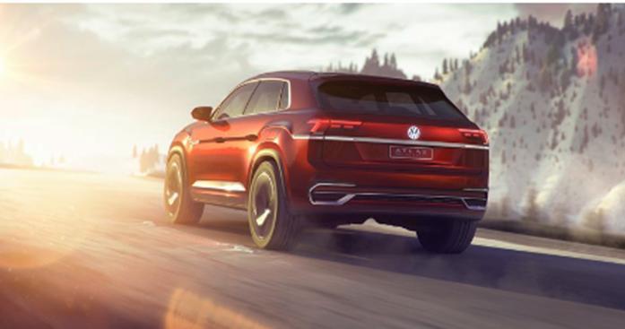 大众汽车已经在2020年纽约车展上推出了Cross Sport概念车