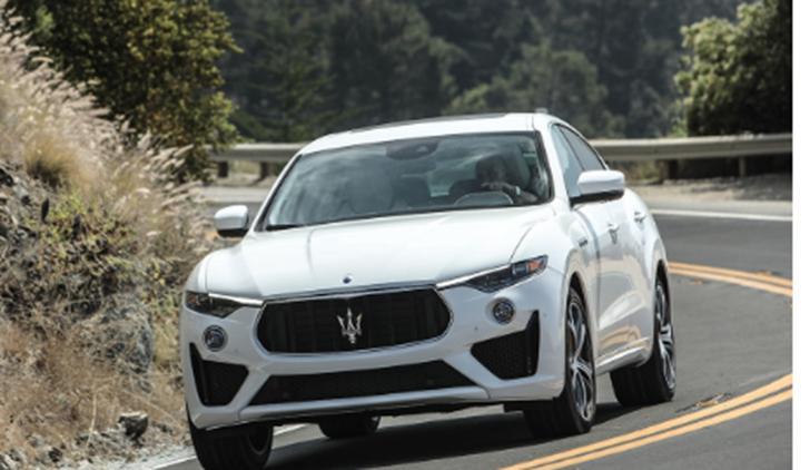 新型SUV V8玛莎拉蒂的GranTurismo血统提供真实的驾驶体