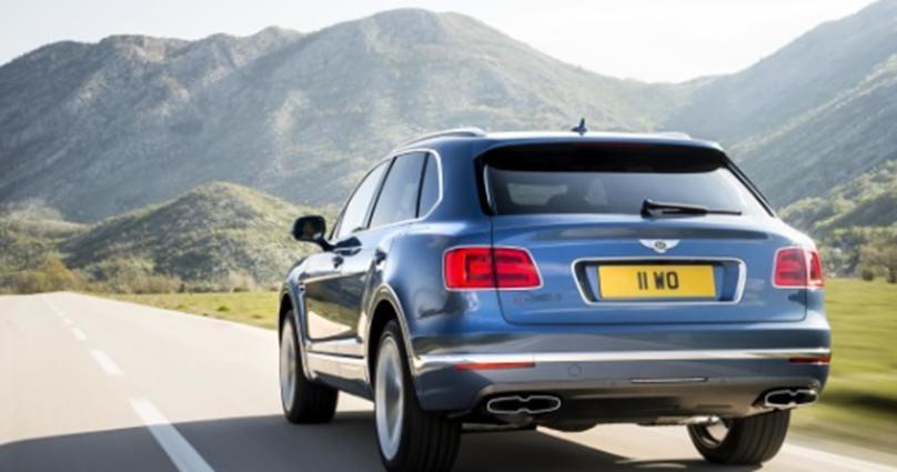 宾利汽车宣布了具有历史意义的英国品牌