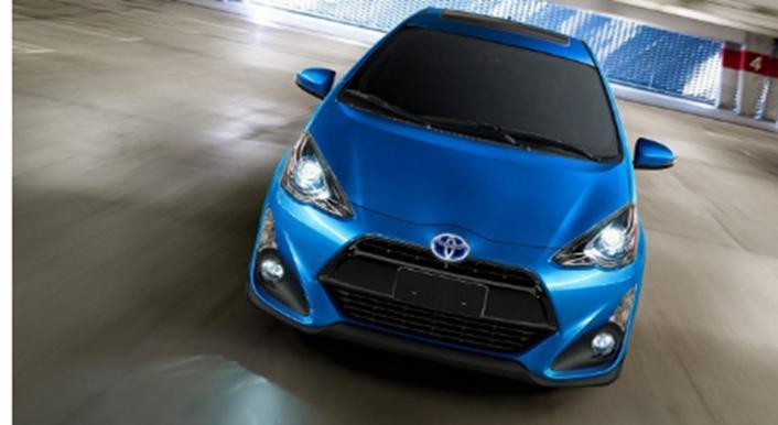 丰田的最小的混合动力车将作为2020年车型进入市场