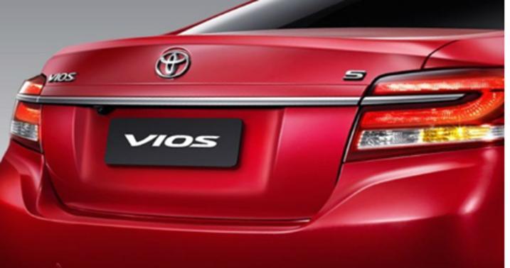 2020年丰田威驰将获得与现有车型完全相同的发动机替代品
