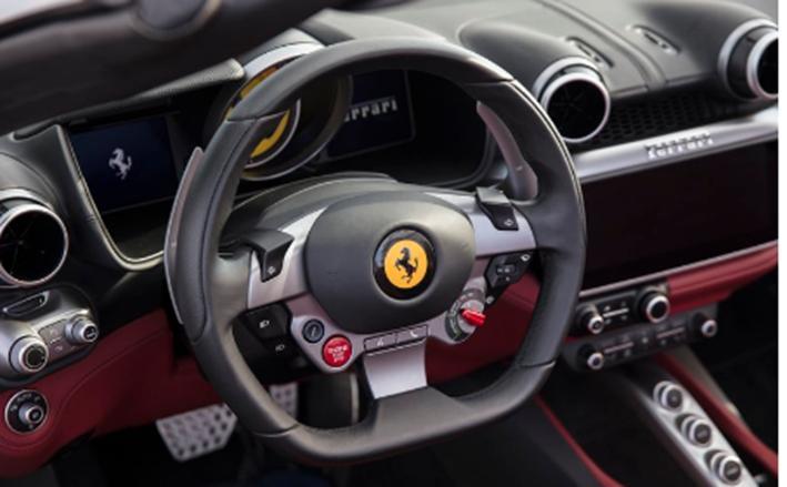 法拉利已经确认了其最实惠的新型跑车波托菲诺敞篷车