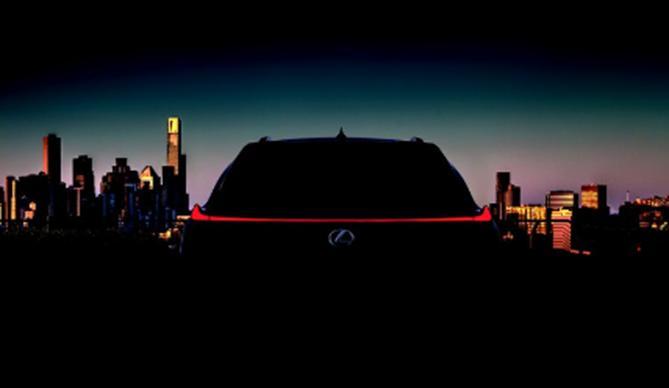 雷克萨斯将在三月的日内瓦车展上公布其对宝马X1的回答