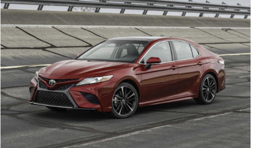 丰田汽车终于在2020年的重新设计中加入了凯美瑞的前卫设计