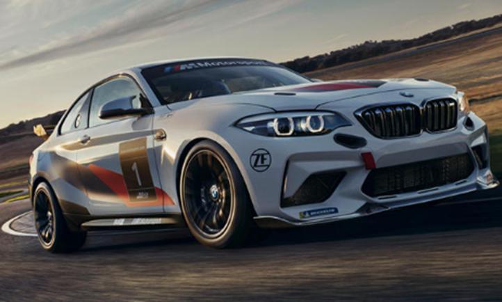 美国首次展示宝马M2 CS Racing作为我们的入门级新车至关重要