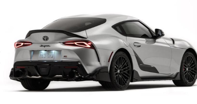 我们指出丰田暗示了未来将有一个更核心的车型