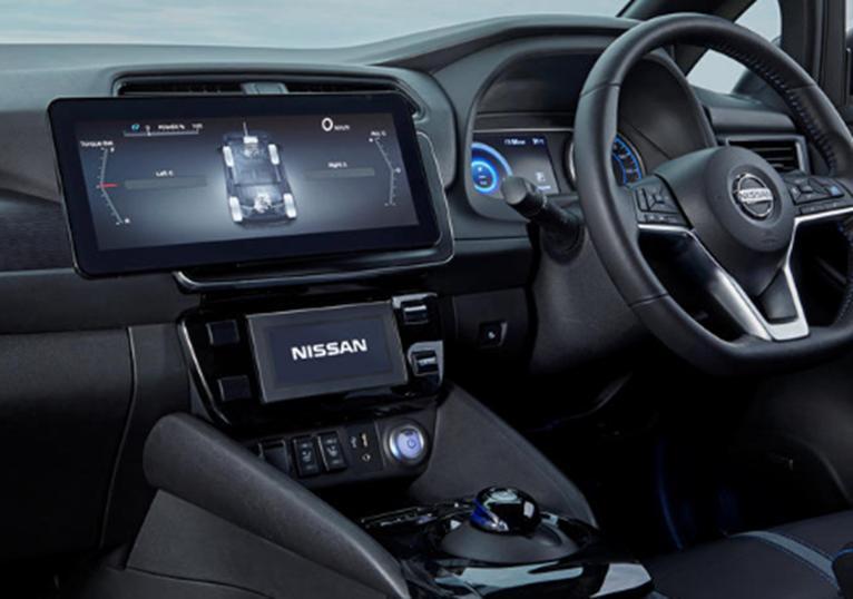 日产的新型电动全轮驱动系统可能非常适合GT-R