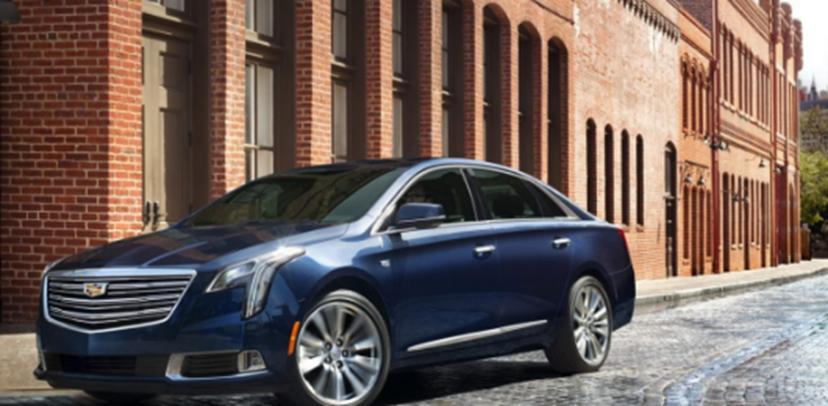 凯迪拉克正在为未来几年准备另外两款轿车