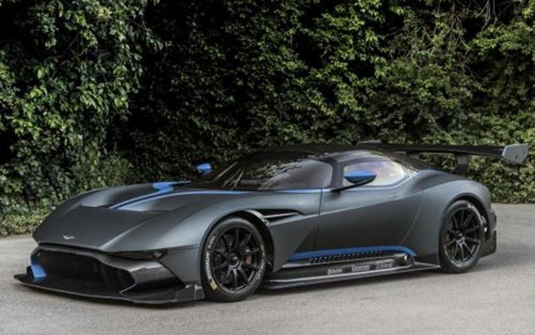 阿斯顿马丁正在讨论在未来七年内生产七款以上的独立汽车