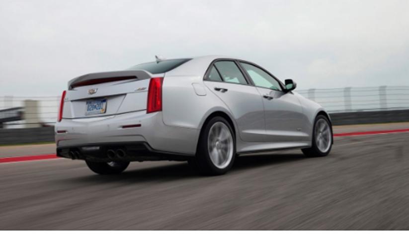 2020年的凯迪拉克ATS-V是美国对欧洲运动型轿车的主导地位的回应