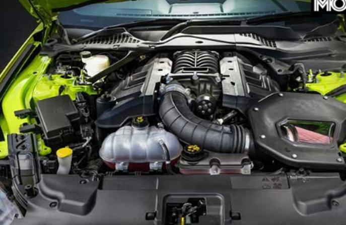 福特澳大利亚公司宣布已完成首辆野马R-Spec