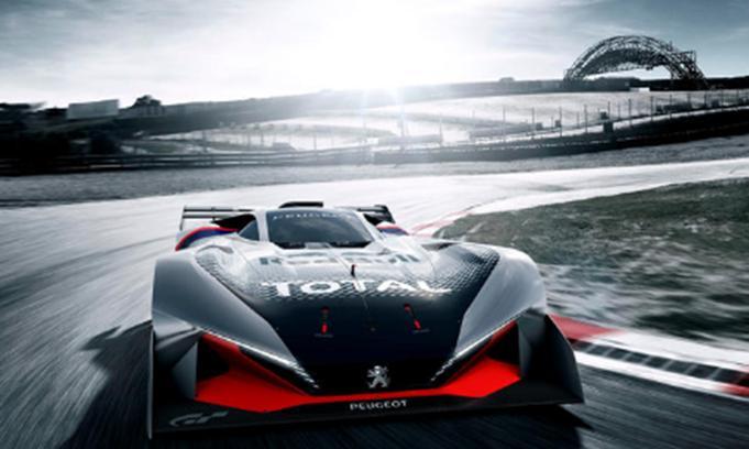 标致准备用新的超级跑车对抗阿斯顿马丁