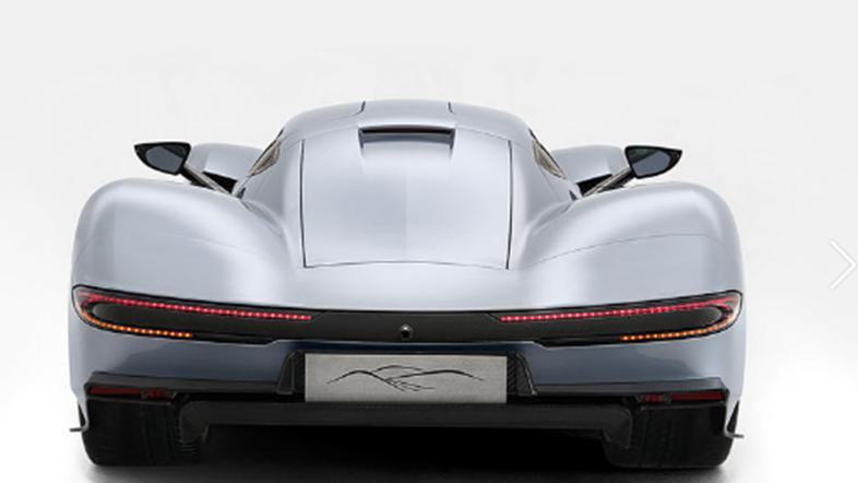 这款价值300万美元的EV是世界上最快的加速汽车