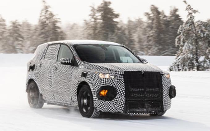 这是福特的全新电动SUV到货的时候