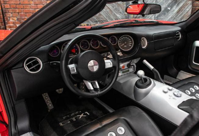这是世界上最稀有的福特GT之一