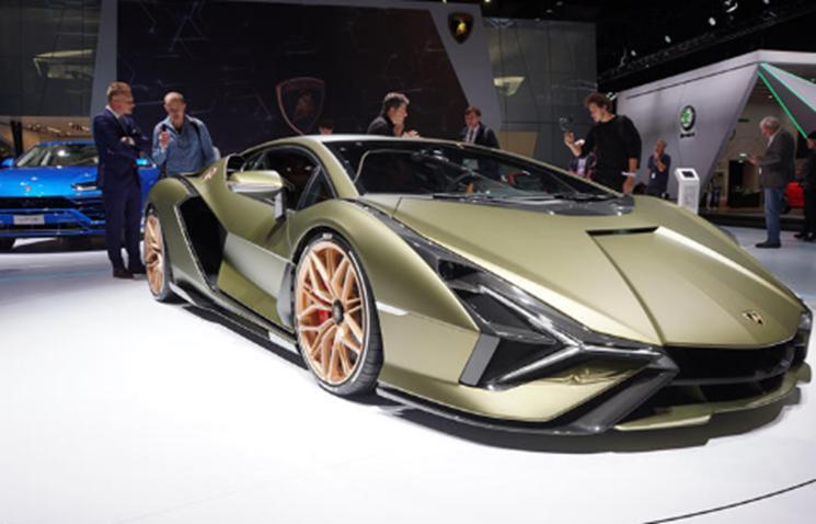 大众正在考虑选择意大利超级跑车品牌