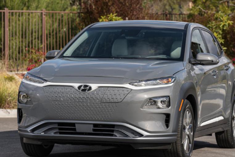 现代汽车的热销科纳电气2020年更新