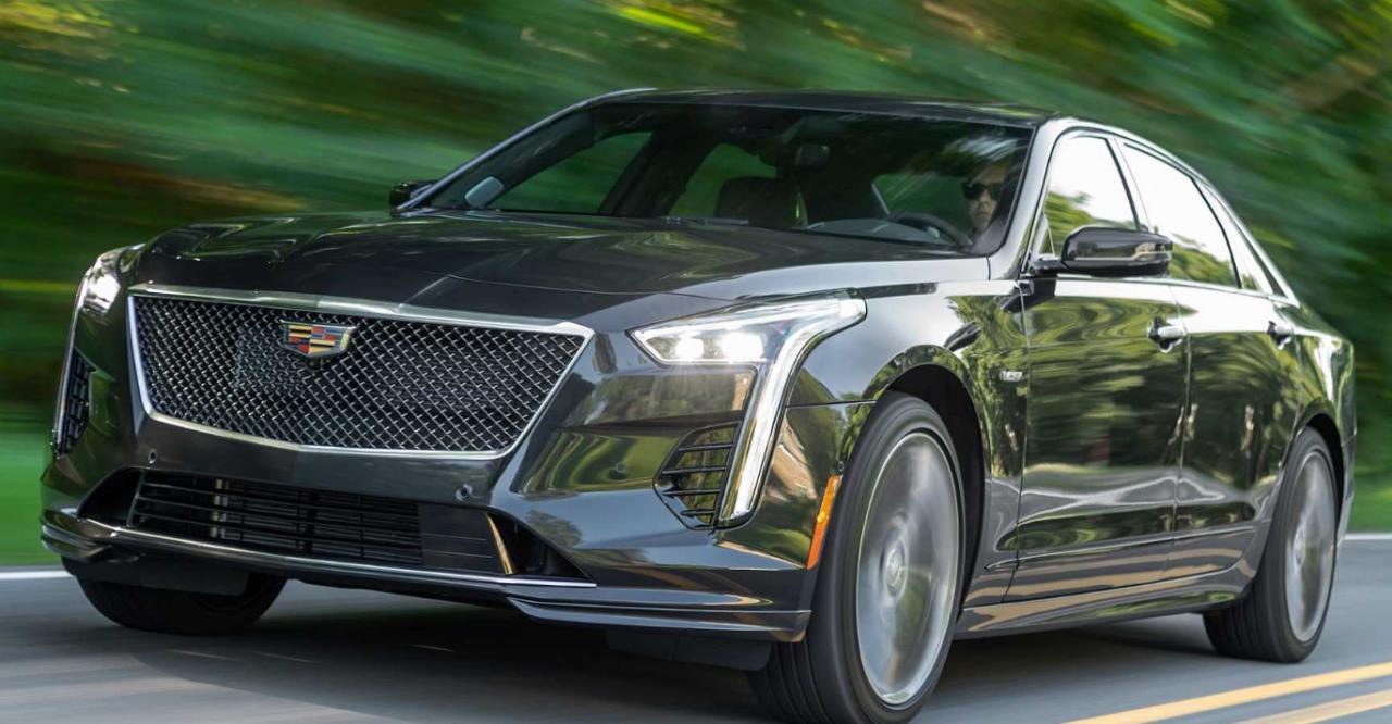 凯迪拉克表示,如果有CT6,后续车型将是电动汽车