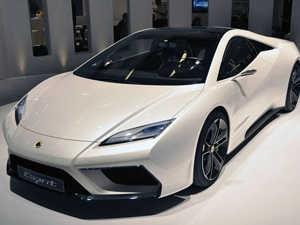 莲花将开发V6混合动力跑车新的Esprit