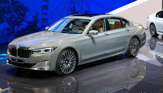 宝马确认7系EV柴油和汽油发动机选择将继续存在